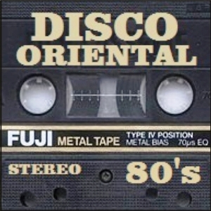 Disco 80's Oriental