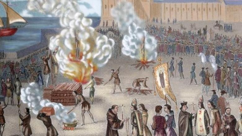 Какой след испанская инквизиция оставила в генах.