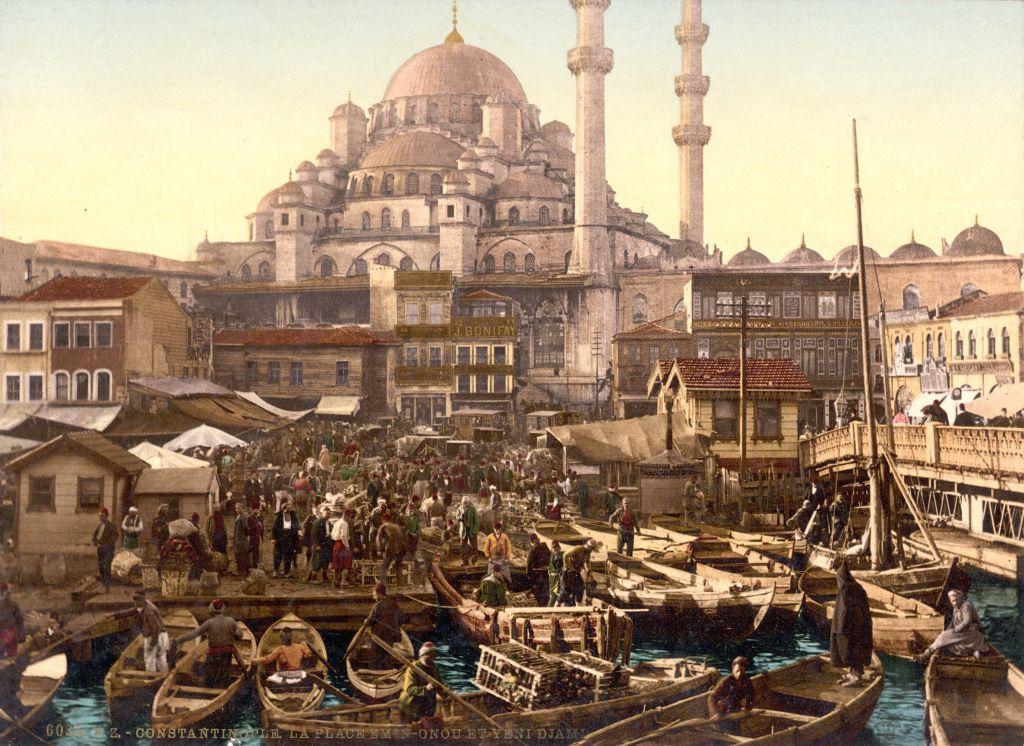 Достижения Османской империи